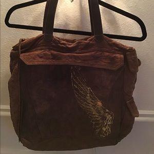 Brown Tylie Malibu bag